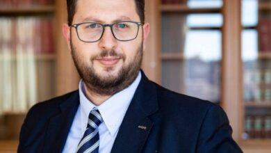 Dedalo Pignatone - deputato alla Camera e componente della commissione Agricoltura a Montecitorio