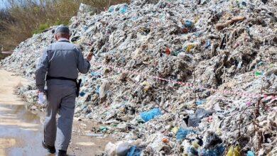 discarica rifiuti inquinamento sicilia