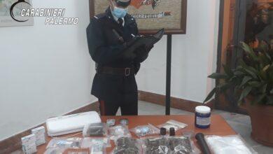droga carabinieri palermo