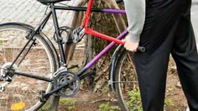 furto biciclette