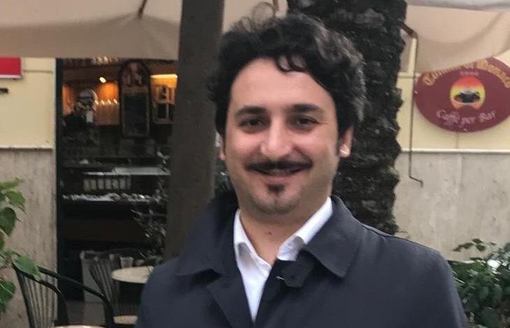 Marco Guerriero - Componente della segreteria regionale del PD.