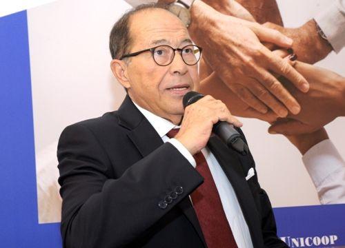 Felice Coppolino, Presidente regionale di Unicoop Sicilia