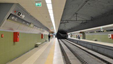 metropolitana catania