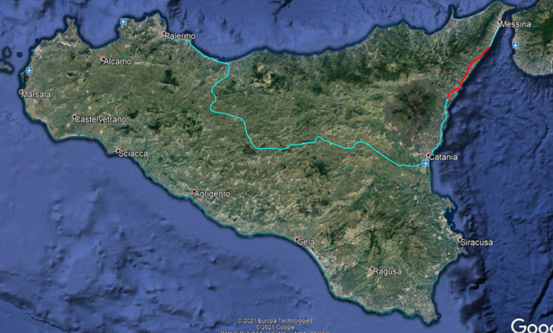 Palermo isolata marginalità