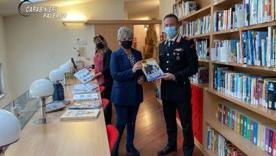 carabinieri Palermo biblioteche libri