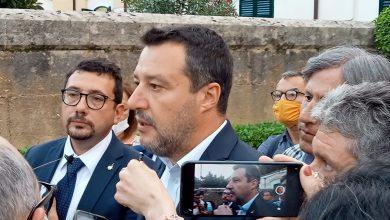 Matteo Salvini LEGA Ai ROTOLI